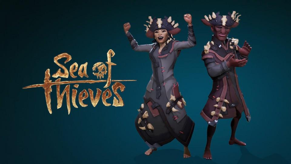 Sea of Thieves - Skeleton Thrones