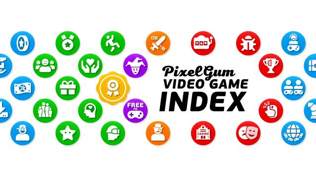 PixelGum Index