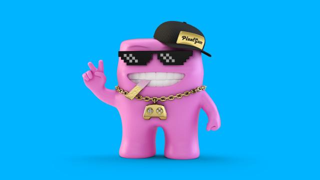 Gum Boy Original Form - Meme Guy
