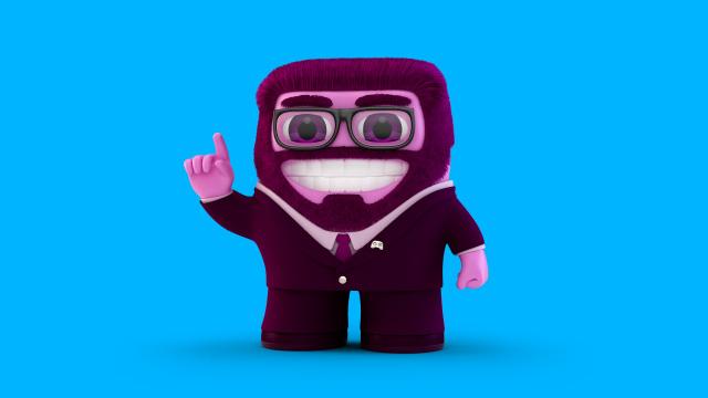 Gum Boy Original Form - President