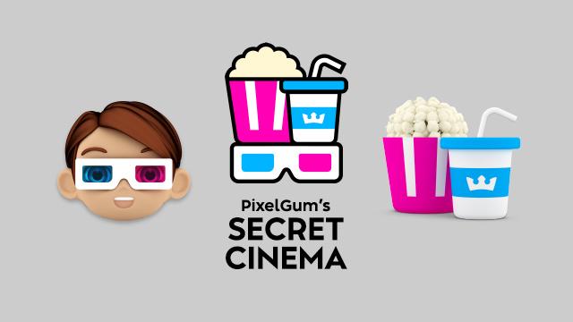 PixelGum Secret Cinema